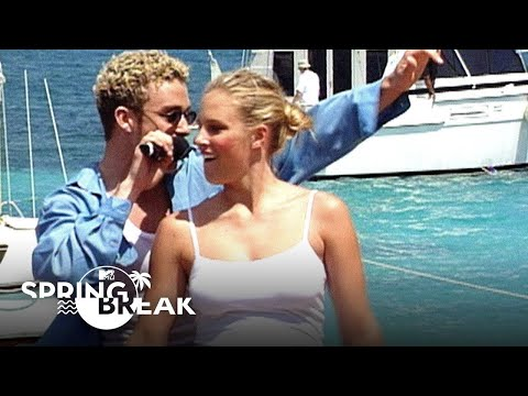 "NSYNC Performs ""Tearin' Up My Heart"" (1999) 
