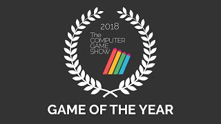 The Computer Game Show 134: Game of the Year 2018