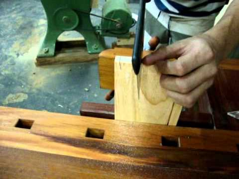 Usando a tupia como doovi for Leigh isoloc hybrid dovetail templates