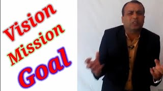Vision, Mission, Goal !! Motivational Speech ( Hindi )