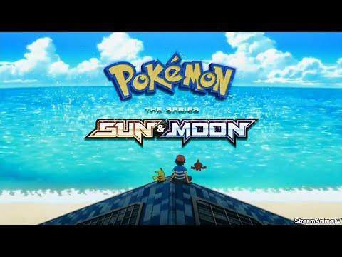 Pokemon sun and moon theme song