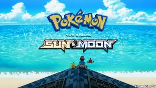 Pokemon sun and moon theme song