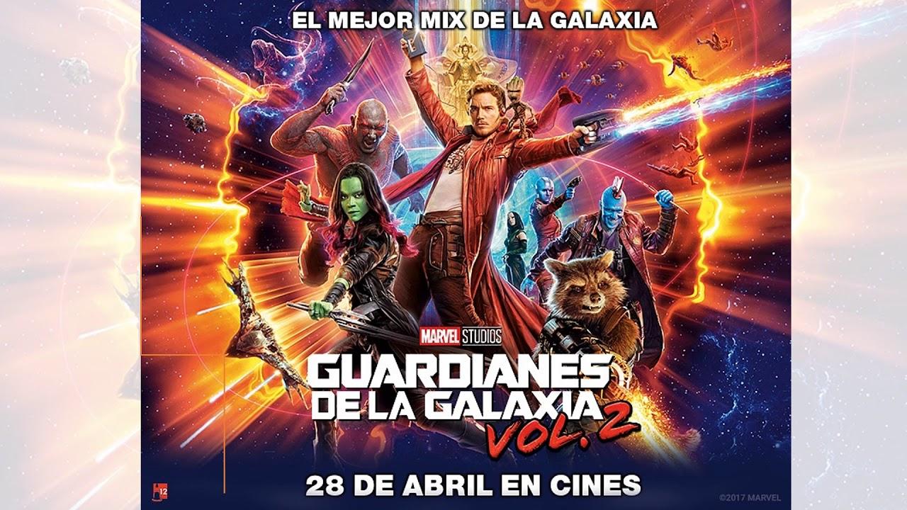 Guardianes de la Galaxia II PELICULA COMPLETA AUDIO