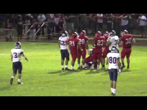 Kahuku vs. Waianae highlights 8/26/16