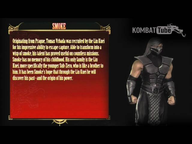 MK9 Bio: SMOKE Videos De Viajes