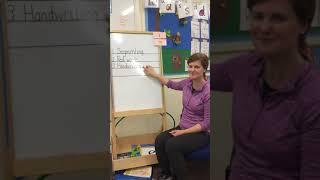 Reception Parent Information - Writing