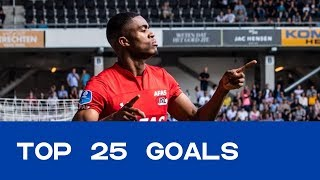 TOP 25 GOALS | Week 35
