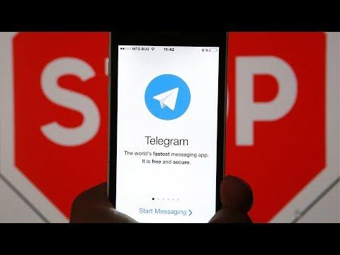 Митинг против блокировки Telegram. Прямая трансляция