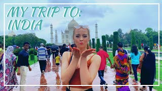 My Trip To: India - Sam.b.perry