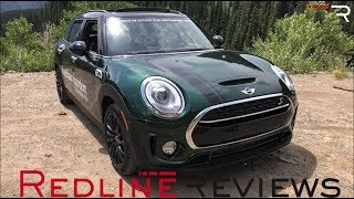 2018 Mini Cooper Clubman S – When A Regular Mini Is Too Small