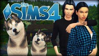 The Sims 4  Przygody Tosi i Zosi  z Oską #5 - Połączyły ich psy