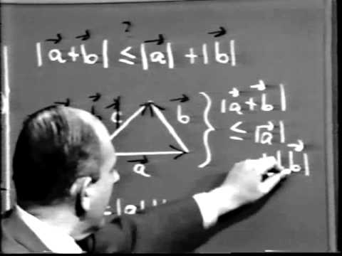 Part II: Vector Calculus, Lec 1 | MIT Calculus Revisited: Multivariable Calculus
