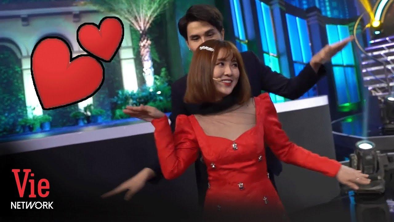 Ribi Sachi FAPTV siêu đáng yêu nhí nhố bên dàn trai đẹp cực phẩm l Hậu Trường Quý Ông Đại Chiến