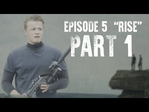 "Mad World episode 5 ""Rise"" part 1. Post Apocalyptic web-series."
