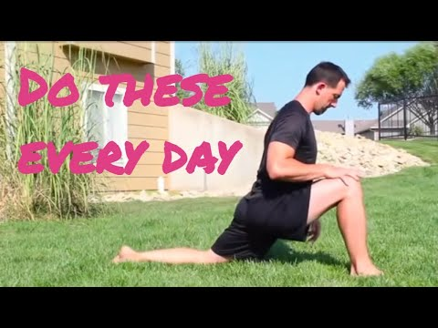 Hip Mobility Routine: 8 Exercises to Do Daily for Less Pain and Better Movement