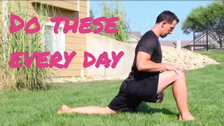 Stretch Routine for Hip Mobility & Flexibility