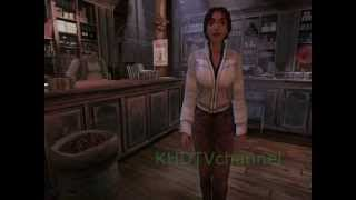 Syberia II Walkthrough part 1 - Romansburg (Arrival)