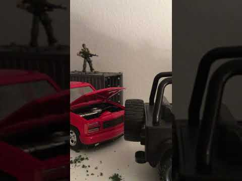 Mexican cartel documentary in live toy form pt1 intro