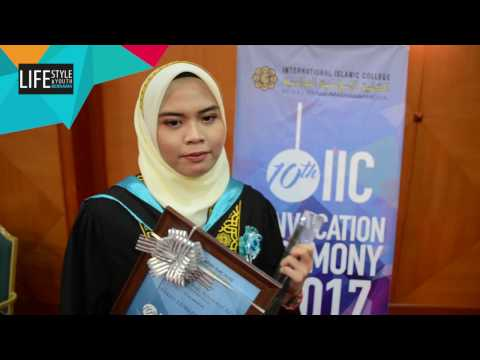 IIC 10th Convocation Ceremony   Overall Excellence Award