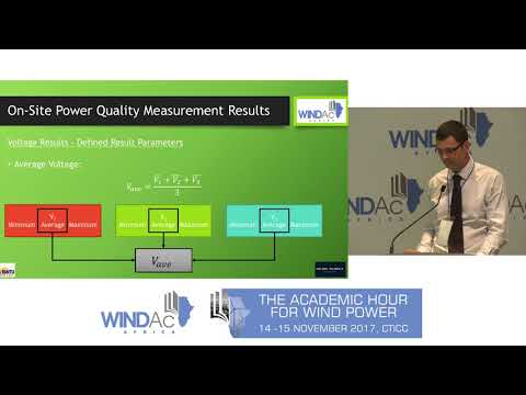 WindAc Africa 2017: Design of wind systems