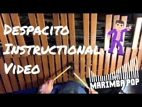 Despacito - Marimba Pop Instructional Video