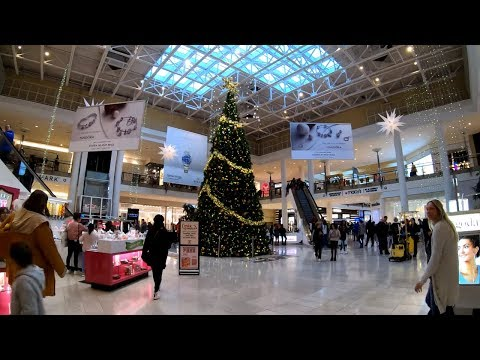 ⁴ᴷ⁶⁰ Walking Tour of the Staten Island Mall, NYC
