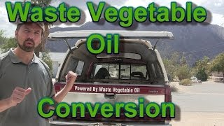 Waste Vegetable Oil Conversion: Alternative Fuel GreaseCar - (Diesel to WVO) How does it Work