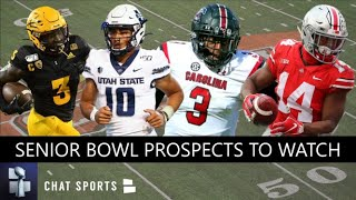 2020 NFL Draft: Top Senior Bowl Prospects To Watch As Possible Winners, Losers, Risers & Fallers