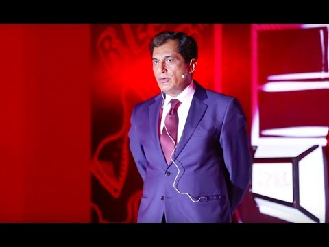 Challenge yourself to live the life you  want!  | Kaiser Tufail | TEDxPIFD