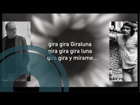 "Download Luis Eduardo Aute & Carlos Díaz ""Caito"" - Giraluna [Official Lyrics Video]"