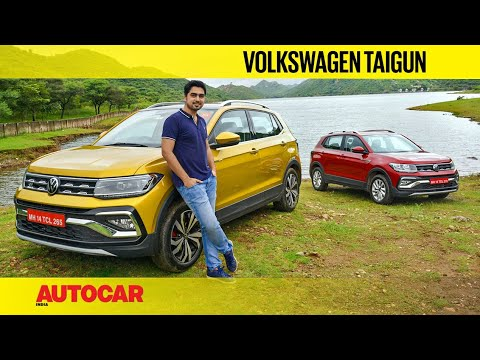 Download 2021 Volkswagen Taigun review – The people's German SUV   First Drive   Autocar India