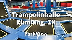 FLIP LAB Zürich (Trampolinhalle, Ninja Parkour | #ParkView Tour 176)