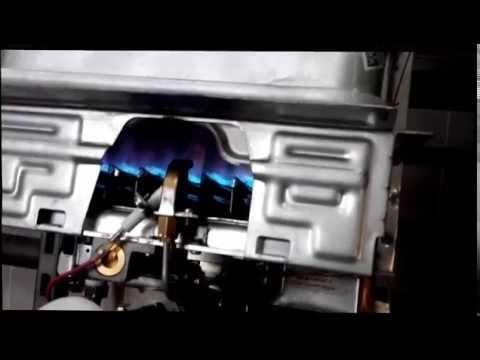 Видео Проточный водонагреватель vaillant инструкция