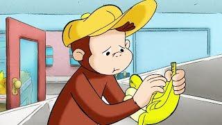 Georges le Petit Singe 🐵L'Employé Modèle 🐵Saison 1  🐵Dessin Animé 🐵Animation Pour Enfants