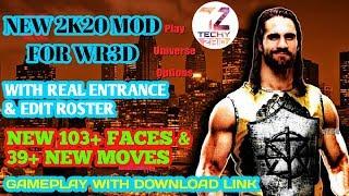 Upcoming wr3d WWE 2K19 v2 Mod Mangal Yadav release date