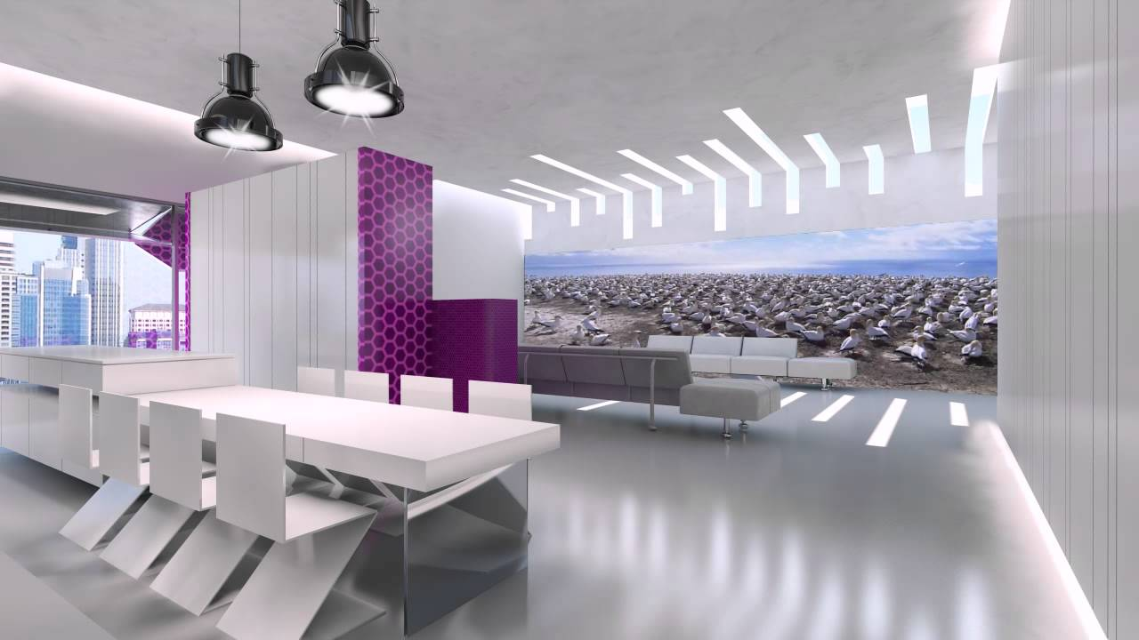 Interior Design Future the future homehilit interior design - youtube