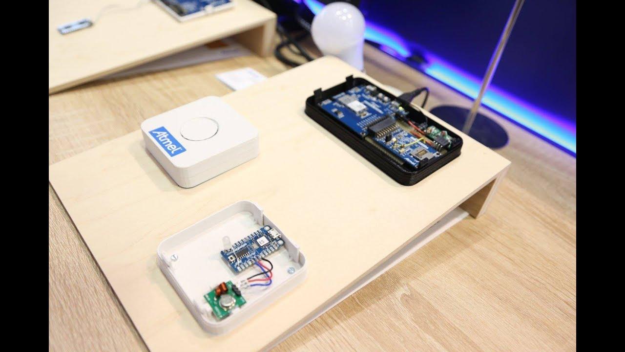 Embedded World 2016: $1 IoT Node