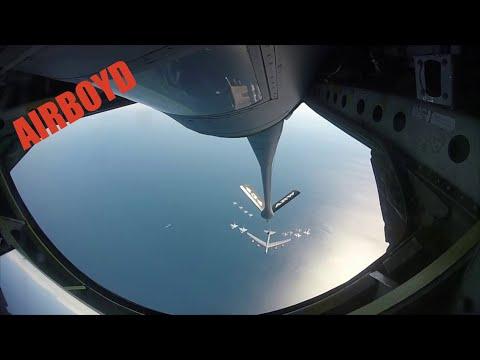 Baltic Sea Formation Flight