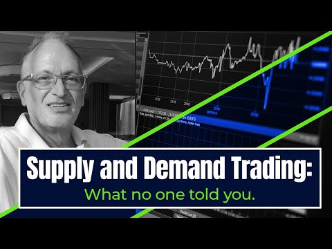 Supply and Demand Trading:  Confidential Disclosure On What Really Works