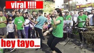 LAGI VIRAL !!! HEY TAYO / ANGKLUNG RAJAWALI  / PENGAMEN MALIOBORO YOGYA