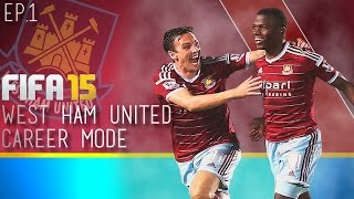 Video Fifa 15 | West Ham Career Mode!!! - Episode #1 - THE NEW ERA download MP3, 3GP, MP4, WEBM, AVI, FLV Desember 2017