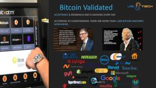 Bitcoin investment USI Tech Presentation
