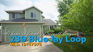 239 Blue Jay Loop now for sale!