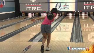 Team USA Tips - Liz Johnson - London Pattern