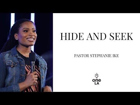 'Hide and Seek' - Stephanie Ike