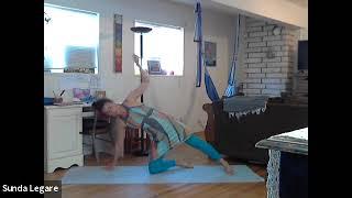 Vinyasa Yoga with Christa Aug 17, 2020