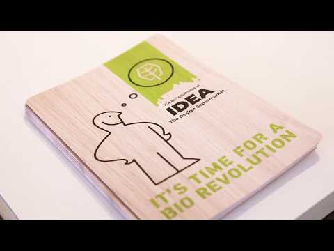 """IDEA - The Design Supermarket"" exhibition with BIO coatings in Copenaghen  