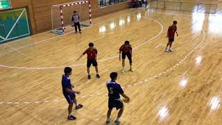 ハンドボール最高!20180818 札幌選抜vs釧路選抜 国体北海道予選 準決勝