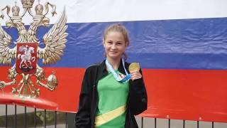 Александра Степанова, современное пятиборье, Краснодар. Заправляем в спорте