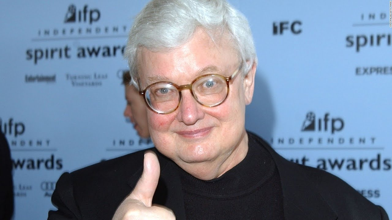 Roger Ebert - DFF  - Cannot help but agree with them.